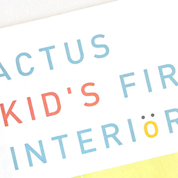 ACTUS KID'S FIRST INTERIOR