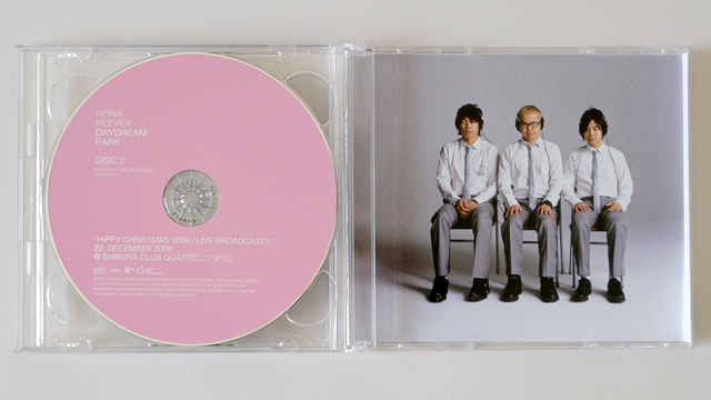 NONA REEVES / DAYDREAM PARK