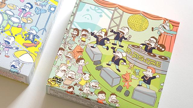RIP SLYME / GOOD TIMES DVD