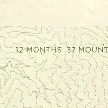 山登り12カ月